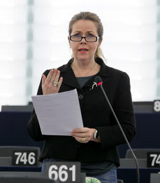 Cecilia Wikström Foto (C) Europeiska Unionen 2014 EP