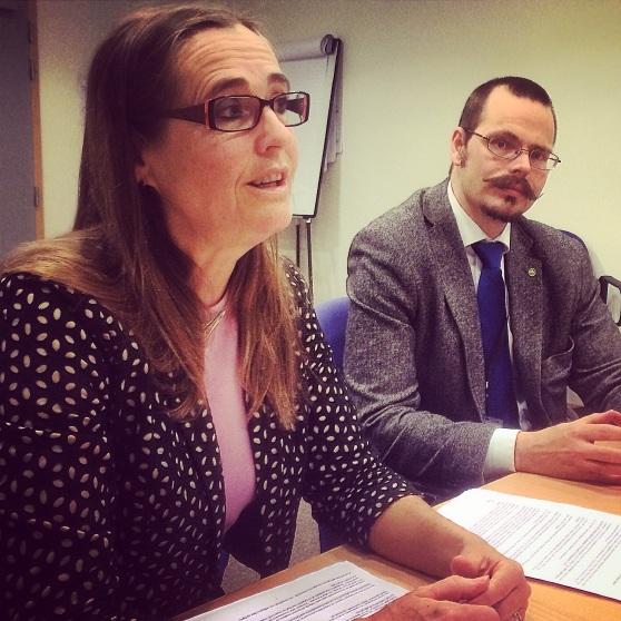 ... Ceballos & Andersson (MP)...